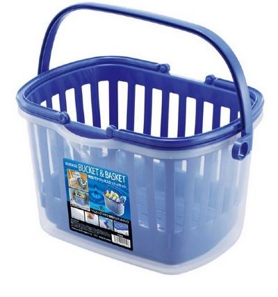 长方形水桶收纳篮套装